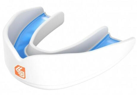 Shock Doctor Superfit Youth Mouthguard - White