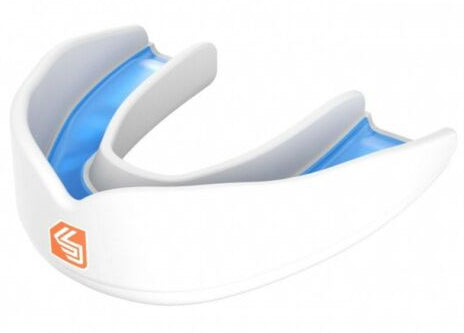 Shock Doctor Superfit Adult Mouthguard - White