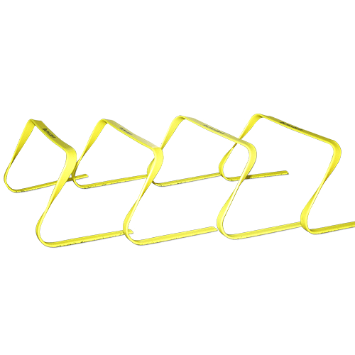 Alpha 9 Inch Ribbon Hurdle Pk4_4PKRIB9HURDLE