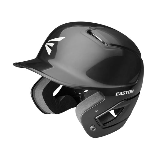 Easton Alpha Solid Batting Helmet - Black (Size TB/S)_A168525