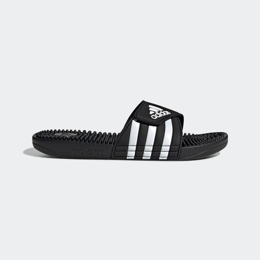 Adidas Adissage Mens Slide - Black/White_F35580