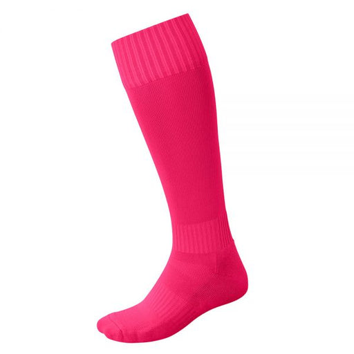SOAL-26_Cigno Alley Football Socks - Pink