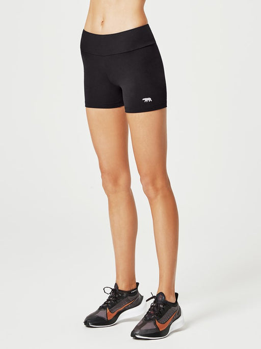 Running Bare High Rise Sport Tight - Black B15310A