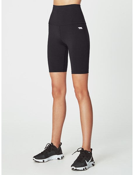 Running Bare AB Tastic Spin Class Bike Tight - Black_B15685A