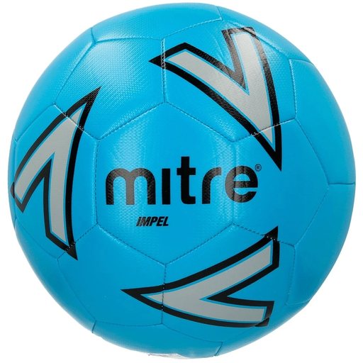 Mitre Impel Training Soccer Ball - Blue_BB1118BSL