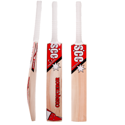 SCC Conqueror Elite Size-6 Cricket Bat_SCC021ECOJ-6