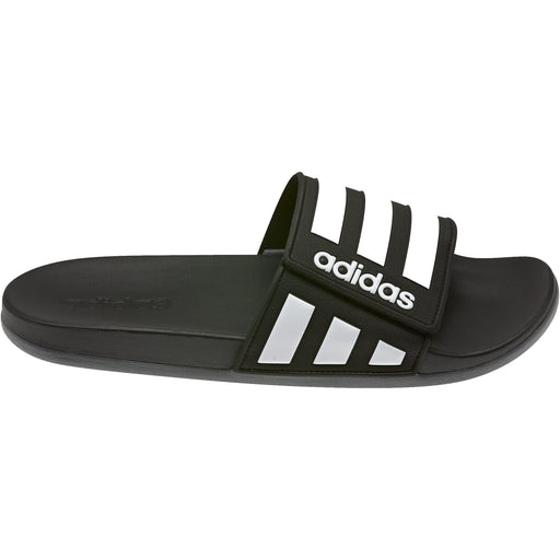 Adidas Adilette Comfort Adjustable Slide - Black_EG1344