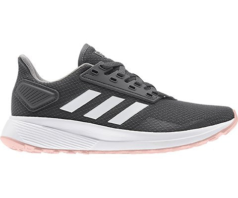 Adidas Duramo 9 Womens Running Shoe - Grey_EG8672