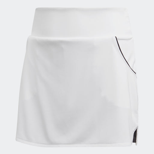 Adidas Girls Club Skirt - White