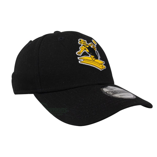 New Era 9FORTY Pittsburgh Steelers Heritage Cap - Black
