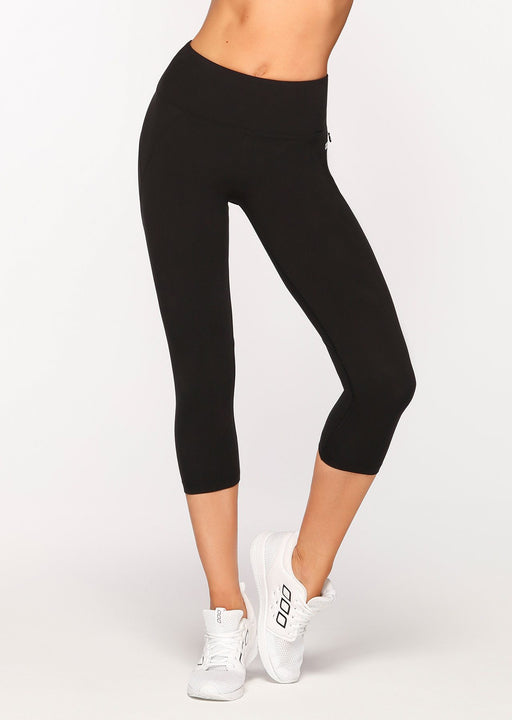 Lorna Jane New Amy 7/8 Tight W - Black