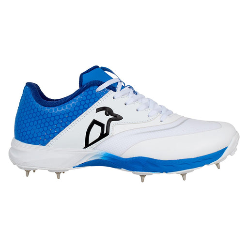 Kookaburra Pro 2.0 Spike Cricket Shoe - White_3R10110