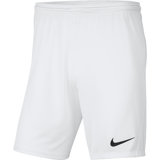 Nike Park Knit III Youths Short_BV6865-100_1