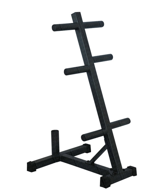 HCE Olympic Weight Plate Tree with Bar Holder_AS-4006-NL
