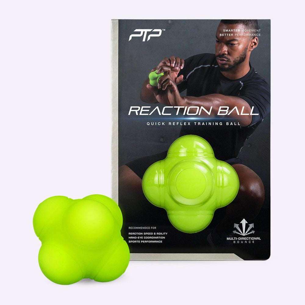 PTP Reaction Ball - Lime