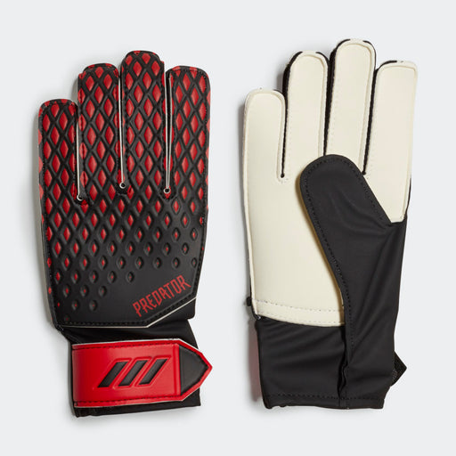 Adidas Predator Jr Goalkeeper Gloves Training  - Black_FH7294