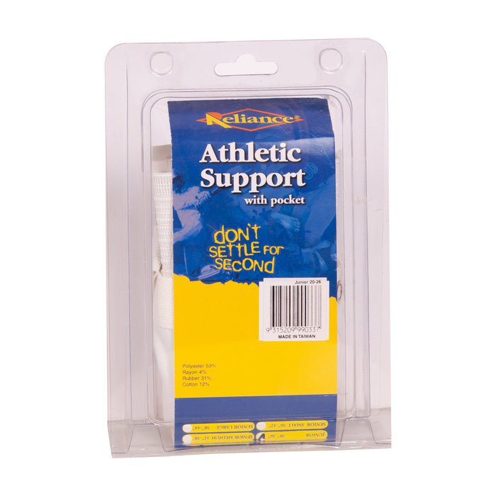 Reliance Junior Athletic Support with Protector