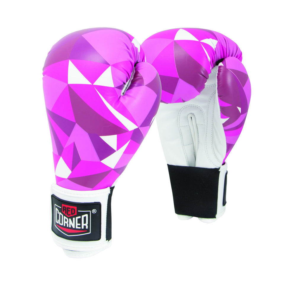 RCB Spar Boxing Gloves - Shattered Pink