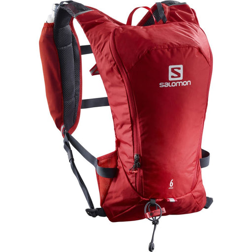 Salomon Agile 6 Set Hydration Pack - Barbados Cherry_401647