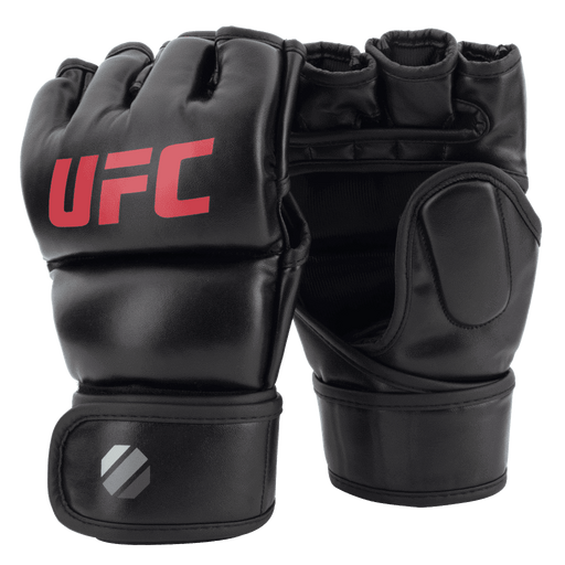 UFC Contender MMA 7oz Grappling Gloves - Black_UHK-69154