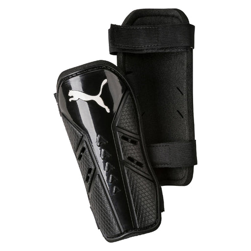 Puma Pro Training 2 Adult Shin Guard-Black/White_03064302