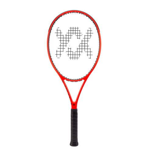 Volkl V8 Pro 4 3/8 Tennis Racquet - Red/Black_TRVVP8-3