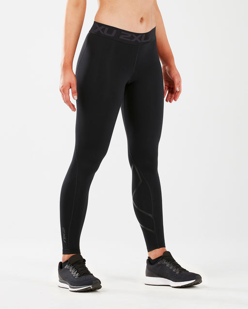 2XU Thermal Womens Compression Tights - Black/Nero_WA5396B