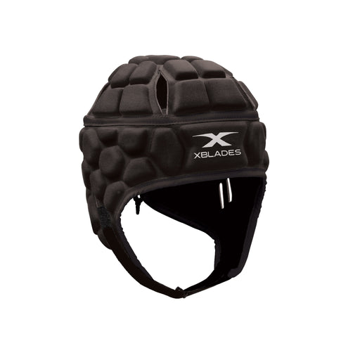 Blades Pro Senior Football Headgear - Black_PHG P19 BLK