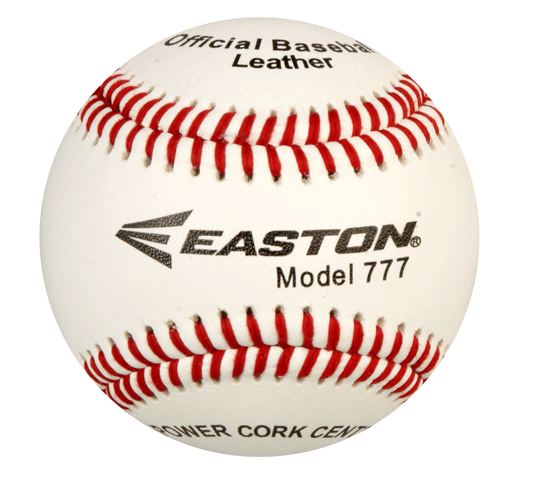 Easton B 9in 777 Baseball