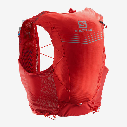 Salomon Advanced Skin12 Hydration Vest Set - Goji Berry_C13066