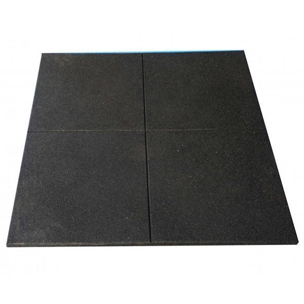 HCE Heavy Duty Rubber Floor Mat 1mx1mx15mm