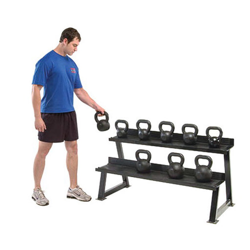 HCE 2 Layer KettleBell Rack