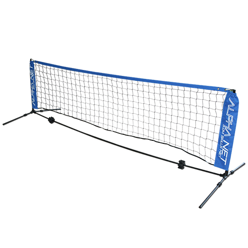 Alpha Gear Soccer Tennis Net - 3m With Base