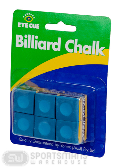 Josan 6pk Billiard Chalk