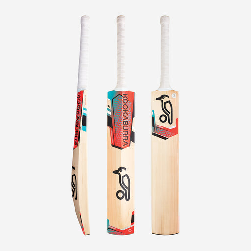 Kookaburra Rapid Pro 6.0 Cricket Bat - Orange_2A10267