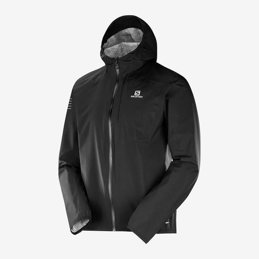 Salomon Mens Bonatti WP Jacket - Black_400955