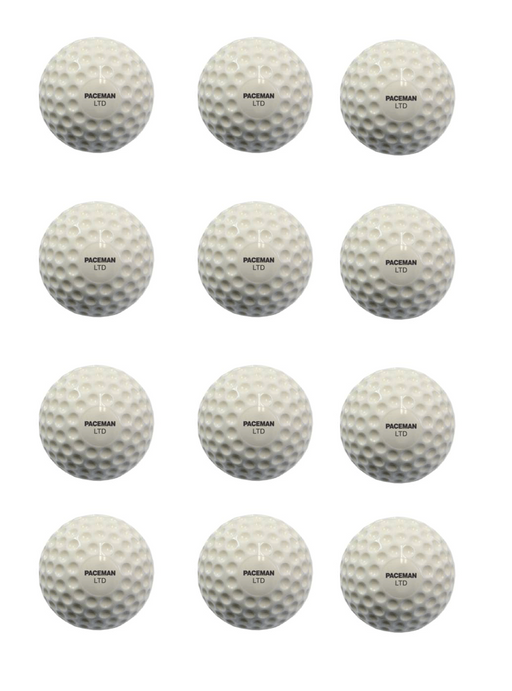 The Paceman LTD Performance Balls 12 Pack