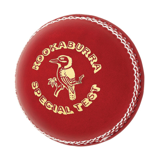 Kookaburra Special Test 156G Cricket Ball - Red