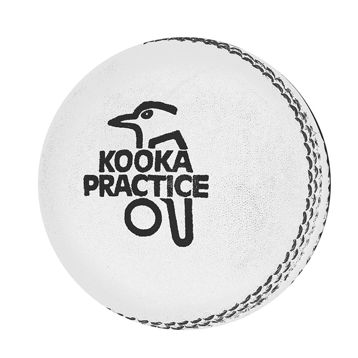 Kookaburra Practice 156G Cricket Ball - White_1A1164M02