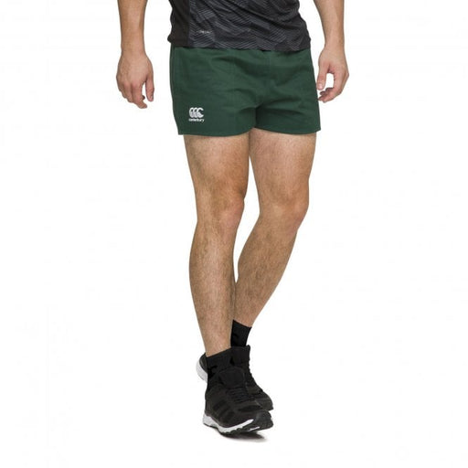 Canterbury Rugged Drill Short 2017 - Forest_E52 4075 666