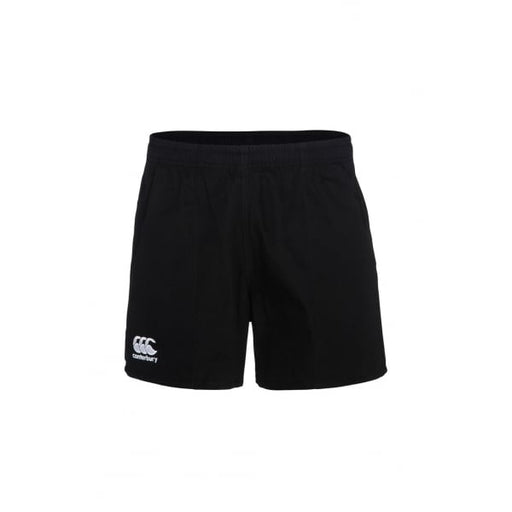 Canterbury Rugged Drill Short 2017 - Black_E52 4075 989