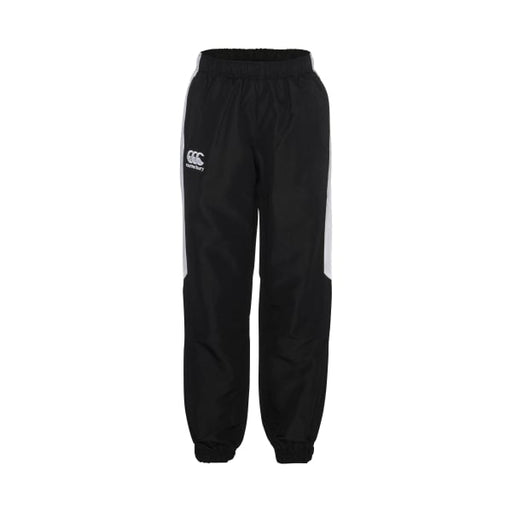 Canterbury Team Side Panel Junior Trackpant - Black_E71 2647 989