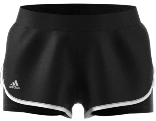 Adidas Womens Club Shorts - Black_DU0970