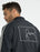 Russell Athletic Mens Iconic Retro Bomber Jacket - Carbon_DWRMT034.CARBON