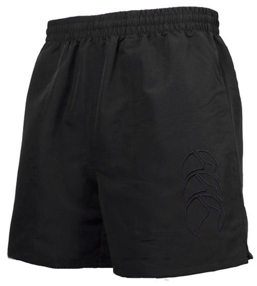 Canterbury Senior Tactic Short with Tonal CCC - Black_E52 3489 98A