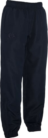 Canterbury Junior Team Tonal Side Panel Trackpant - Navy