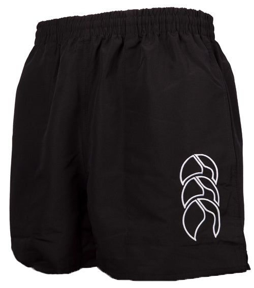 Canterbury Junior Tactic Short - Black