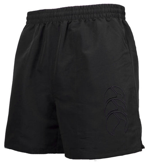 Canterbury Junior Tactic Short with Tonal - Black_E72 3928 98A
