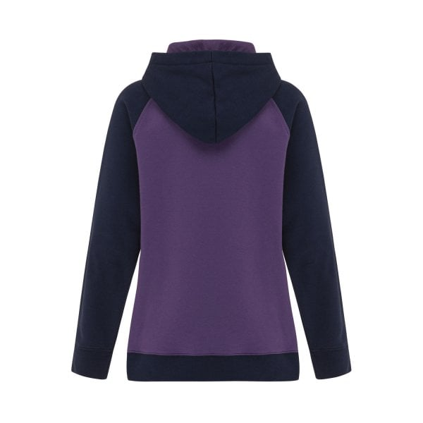 Canterbury Girls CCC Iconic Hoodie - Loganberry Purple