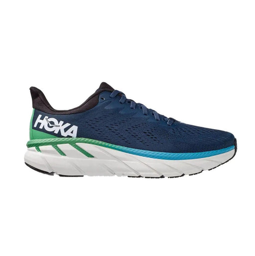 Hoka Clifton 7 Mens Running Shoe - Moonlit Ocean/Anthracite_1110508-MOAN